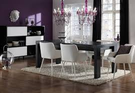 black extendable dining table simple black gloss dining table