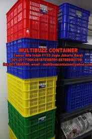 Jual Keranjang Container Plastik Bekas terjual keranjang katering keranjang container piring gelas