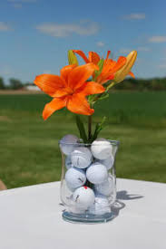 theme centerpieces sports themed weddings sports themed wedding reception centerpieces