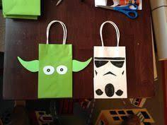 wars gift bags wars r2d2 bb8 stormtrooper party favor bag printables