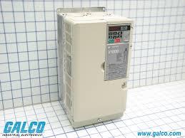 cimr vu4a0018faa yaskawa ac drives galco industrial electronics