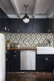 Black Cabinets Kitchen 182 Best Color In The Kitchen Images On Pinterest Dream Kitchens