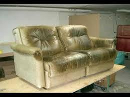 lederpflegemittel sofa lederpflege vorher nachher