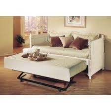 Pop Up Trundle Daybed Daybed With Pop Up Trundle Wood Foter