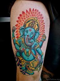 91 marvelous ganesha tattoos for arm