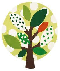 tappeti verdi children s rug designers guild tree tappeto per bambini albero