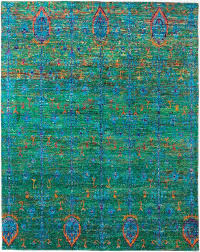 Sari Silk Rugs by