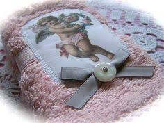 Shabby Chic Bath Towels by Tea Towel Embellished Towels And Blanket