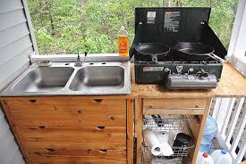 The Water Problem Turning An Ikea Dresser Into A Kitchen Sink - Kitchen sink problem
