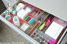 Desk Drawer Organizer Trays Desk Drawer Organizers Post It Recycled Plastic Desk Drawer