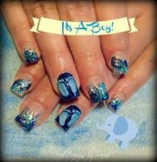 Nail Designs For Baby Boy