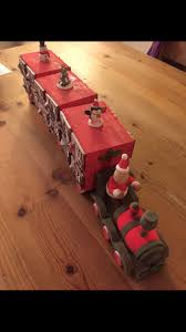 7 best advent train images on pinterest calendar christmas 2016