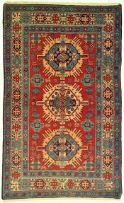 Old Persian Rug by Carpet Scirwan Azerbaijan Old 168 X 105