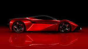 ferrari laferrari ferrari laferrari replacement imagined in new design study