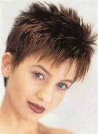 funky haircuts for fine hair spiky pixie for fine hair and women over 50 short hairstyle 2013