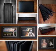 leather photo albums modern italian leather wedding albums for weddings in italy