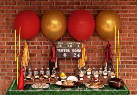 Super Bowl Decorating Ideas Vesna U0027s Party Blog Super Bowl Party Decorating Tips
