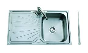 Deep Stainless Steel Kitchen Sink Clearwater Deep Blue Stainless Steel Kitchen Sink U2013 Vida Homes