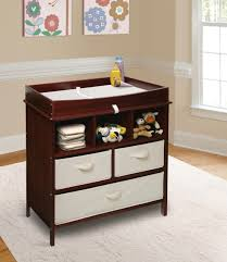 Convertible Changing Table Cherry Estate Convertible Changing Table Baby Center