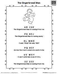 printable gingerbread man gift tags gingerbread man poem printable a to z teacher stuff printable