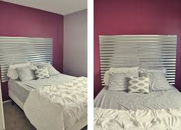 Diy Guest Bedroom Ideas Guest Bedroom With Diy Corrugated Metal Headboard Young House