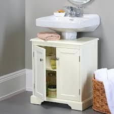 under pedestal sink storage cabinet how to build a cabinet around a pedestal sink rootsrocks club