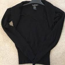 black sweater womens s rage sweaters on poshmark