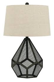 Crystal Drum Shade Chandelier Table Lamp Table Lamp Drum Shade Chandelier Navy Lampshade Black