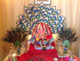 Decoration Themes For Ganesh Festival At Home | ganpati decoration ideas at home ganesh pooja decoration