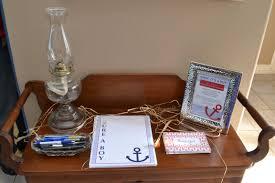 heather u0027s nautical baby shower warfieldfamily