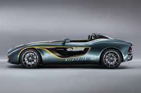 aston martin supercar concept aston martin cc100 speedster concept