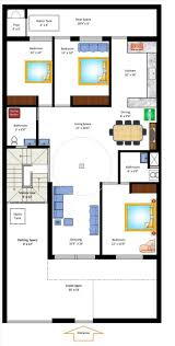 Vastu Floor Plans South Facing East2 House Plan For South Facing Plot Modern North Duplex Plans