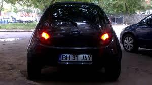 ford ka 2002 cree smd led tail brake and license plate lights