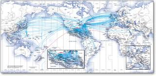 united airlines hubs united newsroom route maps