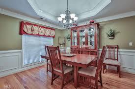 dining room monticello 1006 monticello dr monroe ga 30655 harry norman realtors