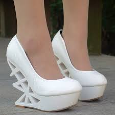 wedding shoes wedges bridal shoes low heel 2014 uk wedges flats designer photos pics