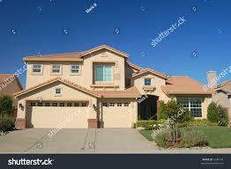 home in california suburban house california stock photo 1220140 shutterstock