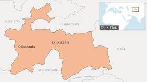 Tajikistan Map Rfe Rl U0027s Tajik Service Radio Ozodi Radio Free Europe Radio Liberty