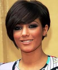 hair styles for black women with square faces on pinterest 20 collection of black short haircuts for round faces