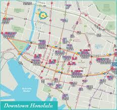 Honolulu Zip Code Map by Best Way To Go Military Or Civilian Honolulu Movies Food