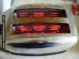 How A Toaster Oven Works How Does An Electric Toaster Work Explain That Stuff