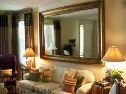 living room mirror artistic framed mirror s for the living room