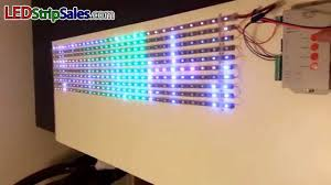 programmable led light strips ws2812b ws2811 ic 5v rgb magic color series programmable led