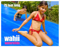 Best Backyard Water Slides The Wahii Waterslide World U0027s Biggest Backyard Water Slide