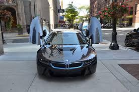 Bmw I8 Blue - 2014 bmw i8 stock 64757 for sale near chicago il il bmw dealer