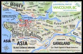 Gang Map Deadly Gang War Among Punjabi Gangs In Vancouver Alarms National