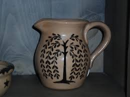 Willow Tree Home Decor Willow Tree Home Decor Country Pottery Pitcher