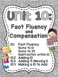 Double Facts Worksheets Miss Giraffe U0027s Class Fact Fluency In First Grade