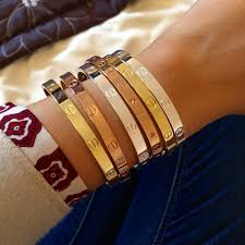 rose gold fashion bracelet images If you dont have the bank balance of kylie jenner you can still jpg