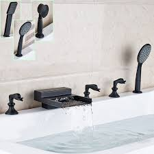 Cheap Bronze Bathroom Faucets by Online Get Cheap Bronze Tub Filler Aliexpress Com Alibaba Group